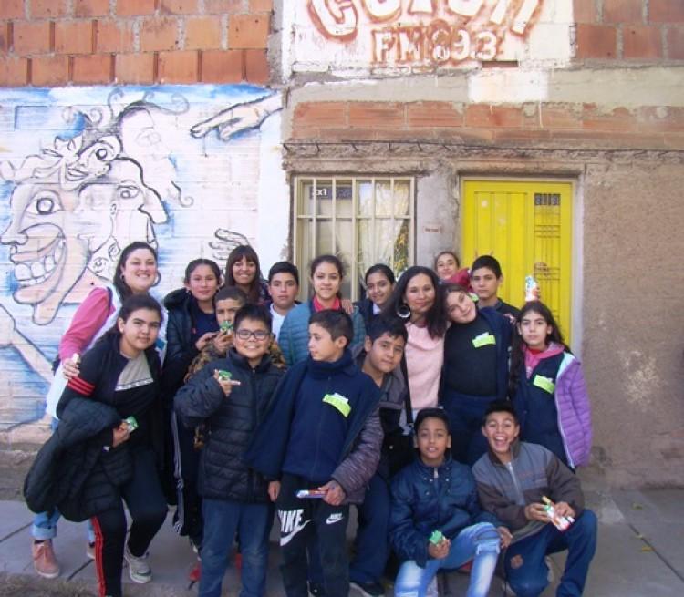6º A Escuela Fernando Fader