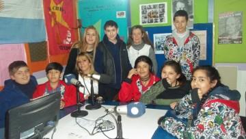 Estudiantes realizaron prácticas de extensión en escuelas de Godoy Cruz y Luján de Cuyo
