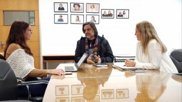 Profesor brasilero trabaja con nuestra Facultad en intercambios y acuerdos académicos