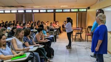 Inició la cohorte 2019 de la Licenciatura de Psicomotricidad