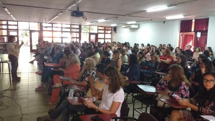 La Facultad inició las clases con una reflexión por el Día de la Memoria