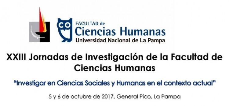 Invitan a Jornadas de Investigación en Ciencias Sociales y Humanas