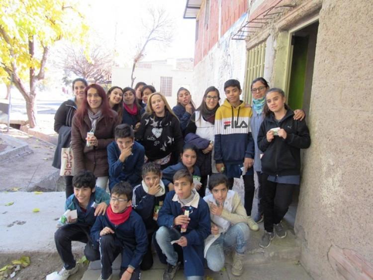 6º B Escuela Fernando Fader