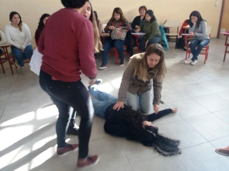 Aportes de la psicología para la  promoción de la salud integral en espacios educativos