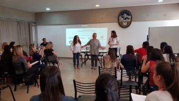Realizaron encuentro de prácticas y residencias pedagógicas de primaria