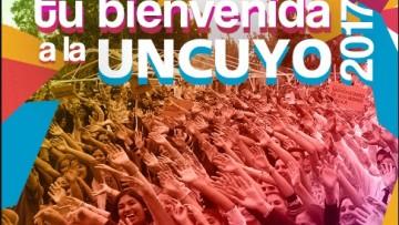 No te pierdas la Bienvenida a la UNCUYO 2017
