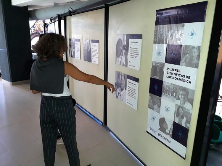 Una muestra de fotos homenajea a científicas latinoamericanas