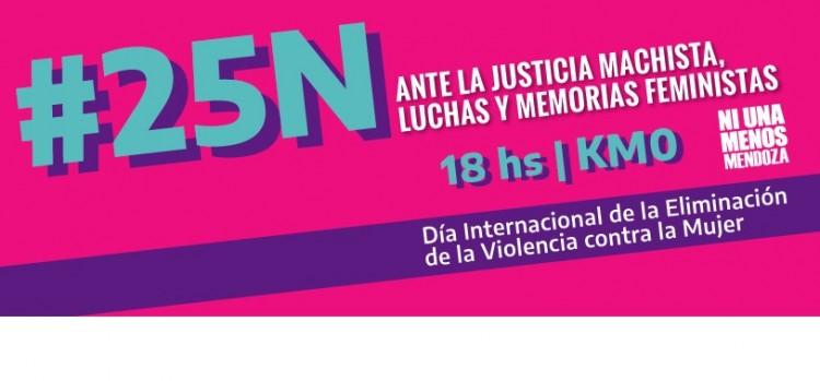 Facultad de Educación favorece la participación en marcha contra la violencia machista