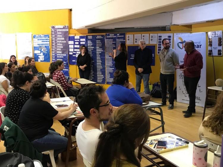 La UNCuyo capacita sobre lengua de señas y cultura sorda en Alvear