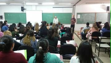 Se realizó Taller sobre Derechos Humanos en la Facultad