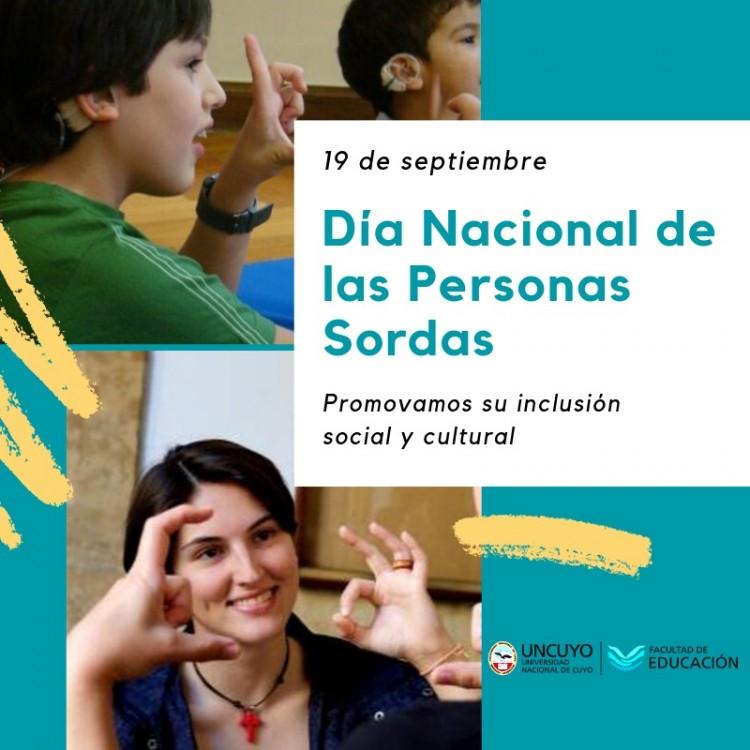 Día Nacional de las Personas Sordas