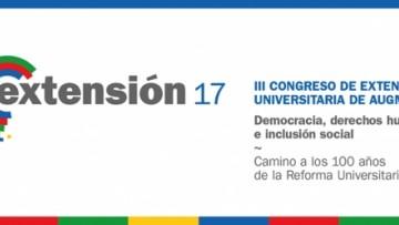 Invitan al Congreso de Extensión Universitaria AUGM