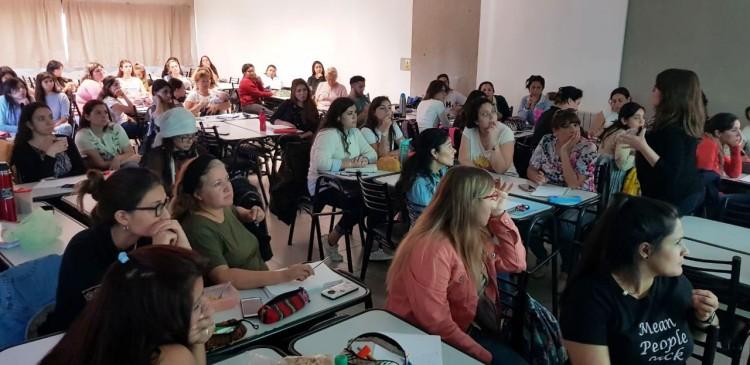 Se realizó el taller sobre abordajes ante la vulneración de derechos de niños, niñas y adolescentes