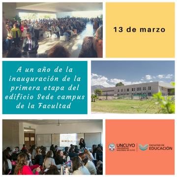 Aniversario de sede Campus