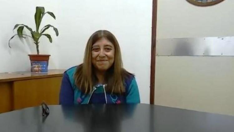 Diseñando escenarios para enseñar y aprender, por la Prof. Alejandra Acevedo.