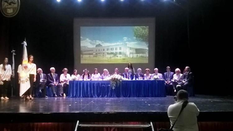 Se realizó el Acto de Colación de Pregrado, Grado y Posgrado de la Facultad