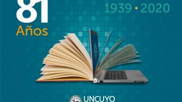 Con jornadas sobre el futuro académico la UNCuyo celebra su aniversario