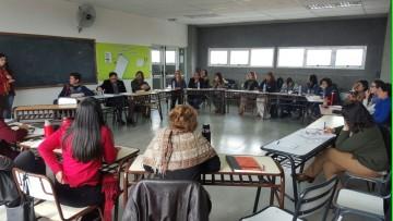 Realizaron Ateneo sobre Discapacidad e Inclusión en San Carlos