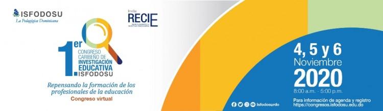Invitan a participar del Congreso virtual de Investigación Educativa
