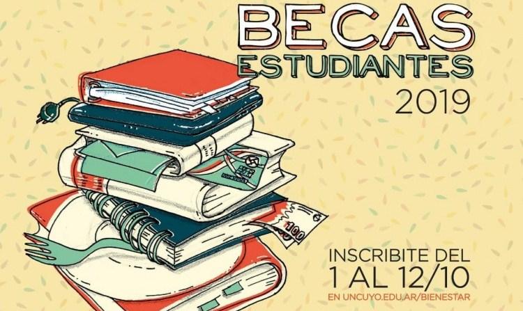 Convocatoria a becas para Estudiantes 2019