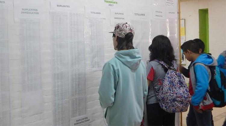 Resultados de la Convocatoria a Becas Estudiantes 2019