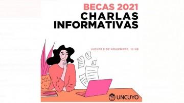 Informarán sobre becas estudiantiles 2021