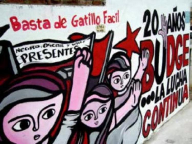 08 de mayo: Día Nacional de la Lucha contra la Violencia Institucional