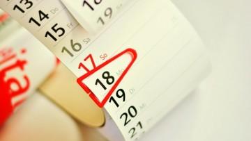 Resolvieron nuevas modificaciones en el Calendario Académico