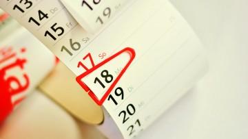 Se resolvieron nuevas modificaciones en el Calendario Académico