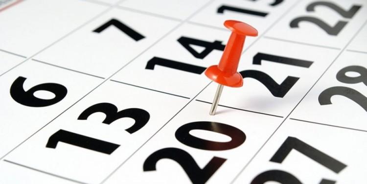 Se encuentra disponible el Calendario Académico 2020-2021
