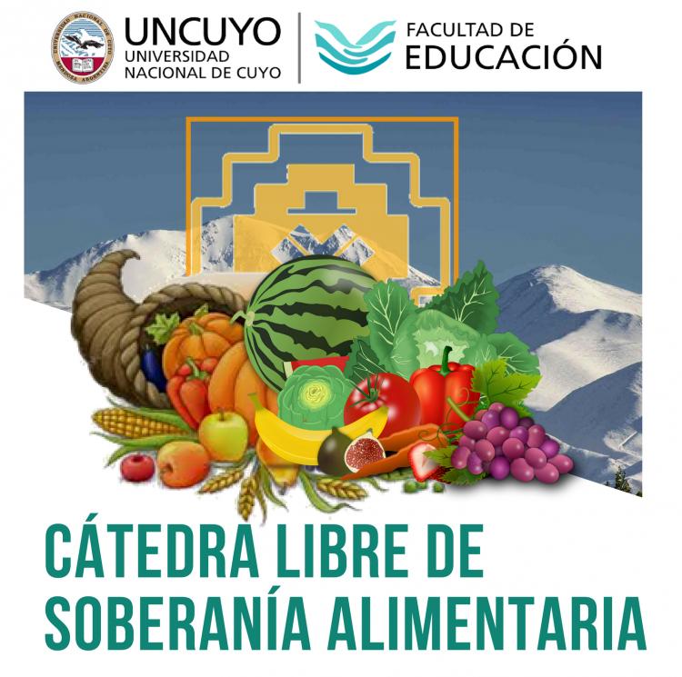 Inscriben a Cátedra Libre de Soberanía Alimentaria