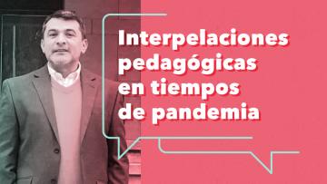 Nuevo webinar para reflexionar sobre Educación en tiempos de pandemia