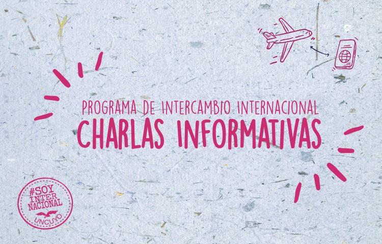 Lunes 13 de agosto: reunión informativa sobre Movilidad Estudiantil