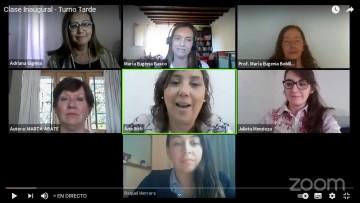 La pandemia, un desafío para formarse como docente, terapeuta o intérprete