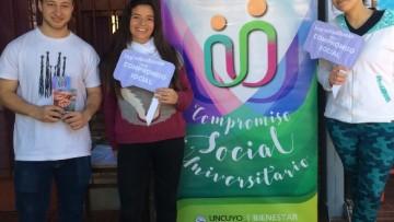 Informaron sobre el Programa de Voluntariado \Compromiso Social Universitario\