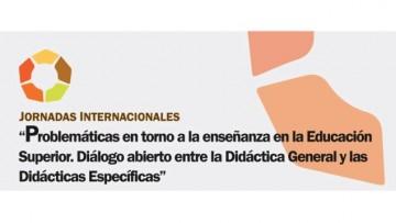 Problemáticas en la enseñanza en la Educación Superior serán tema de Jornadas Internacionales