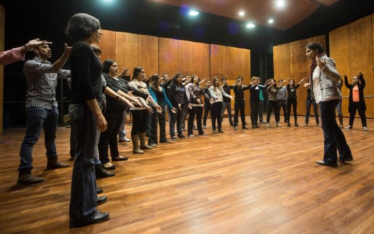 ¿Te gusta cantar? El Coro Universitario busca voces en la Facultad de Educación