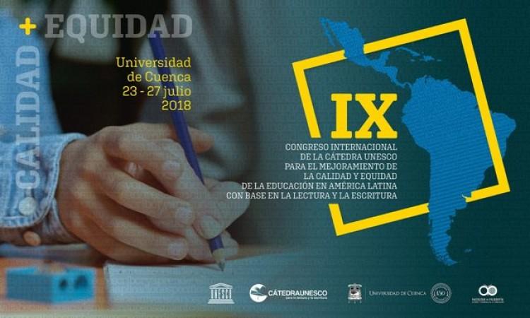 Congreso UNESCO: recepción de resúmenes hasta el 28 de febrero