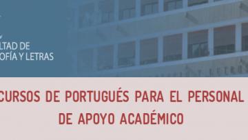 Inician Niveles I y III de Portugués para el personal de apoyo académico