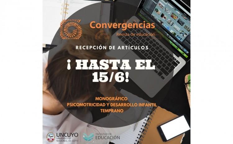 Prorrogan recepción de artículos para la Revista Convergencias