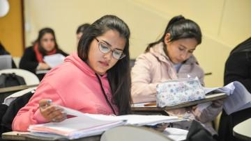 Inscriben a tutoría en Historia y Geografía