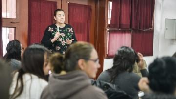 Reunión informativa para estudiantes del Profesorado de EGB