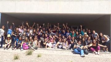 Los estudiantes de la Facultad tuvieron su gran festejo