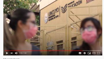 Buscan revalorizar el rol del educador social a través de un proyecto de producciones estudiantiles