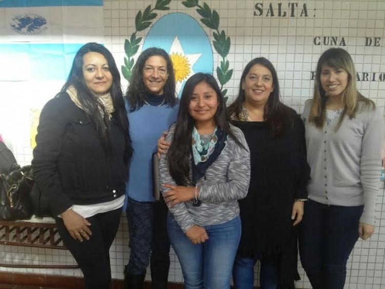 Extensión - Escuela Salta.