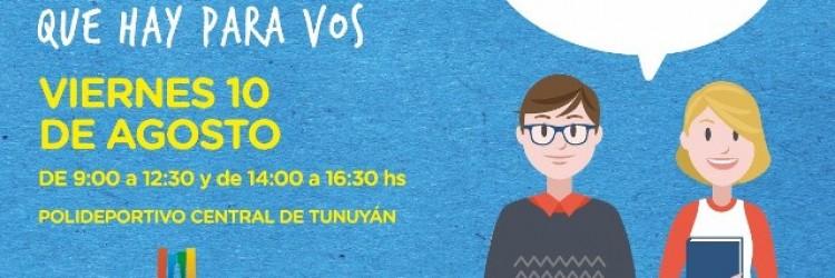 La FED participará en la Expo Educativa del Valle de Uco