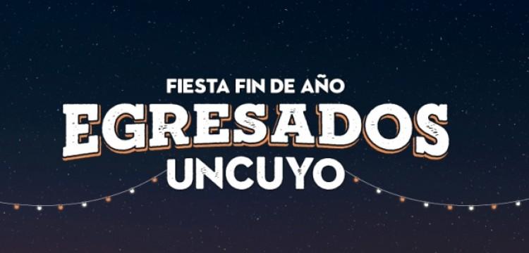 Reprograman Fiesta de Egresados de la UNCUYO: jueves 14 de diciembre