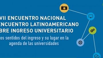 La Facultad será sede de un Encuentro que abordará el Ingreso