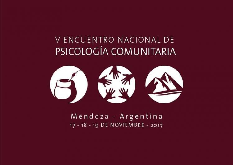 Viernes 17: Comienza el V Encuentro Nacional de Psicología Comunitaria