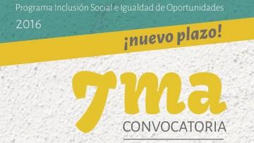 Prorrogan plazo del Programa de Inclusión Social e Igualdad de Oportunidades